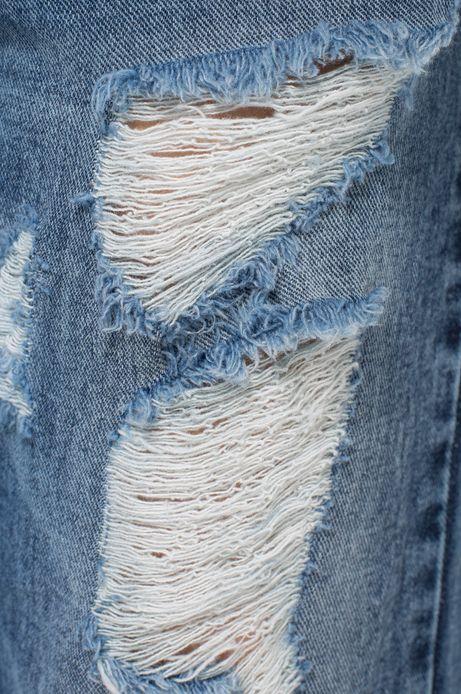 Jeansy Heritage niebieskie