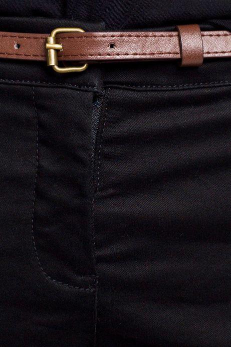 Spodnie Boho czarne