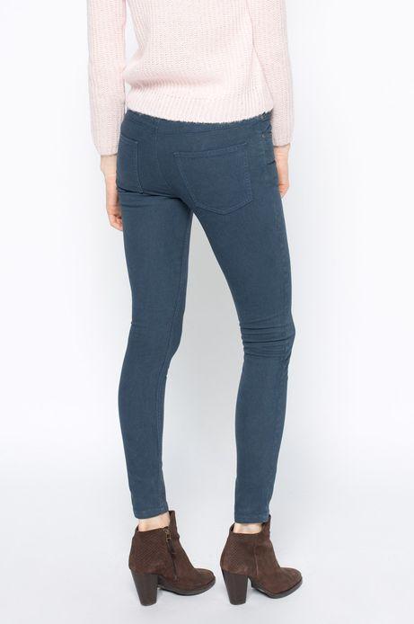 Spodnie Heritage niebieskie
