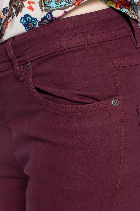 Spodnie Heritage różowe