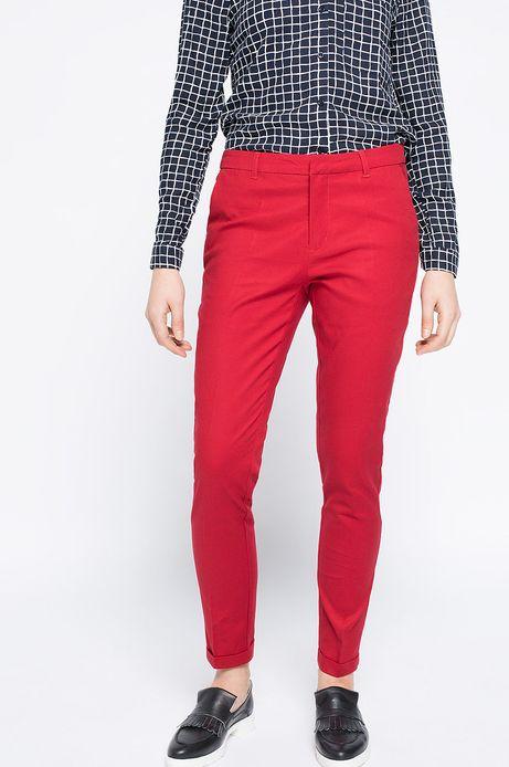 Spodnie Work In Progress czerwone