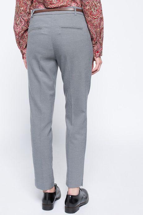 Spodnie Heritage szare