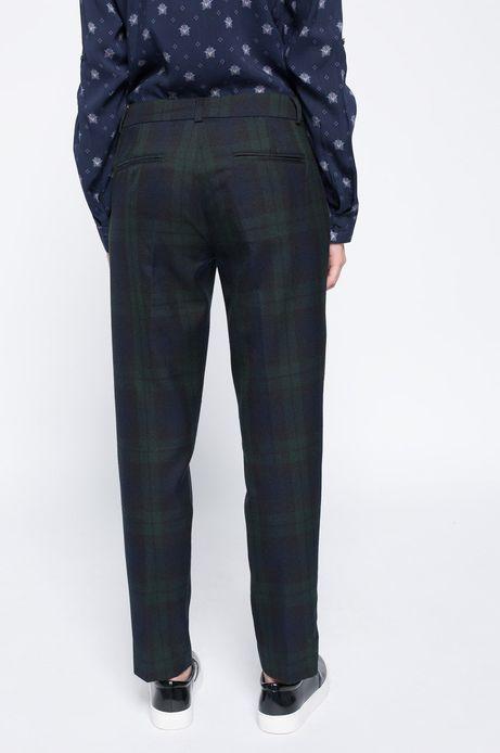 Spodnie Heritage zielone