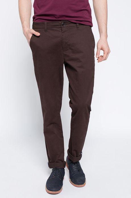 Spodnie Work In Progress brązowe