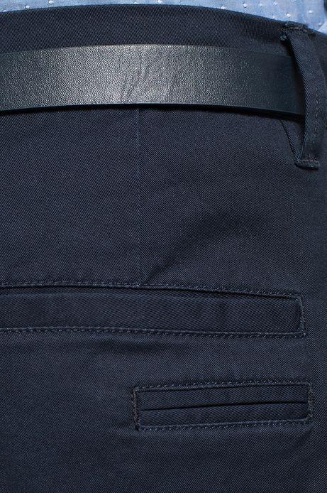 Spodnie Work In Progress granatowe