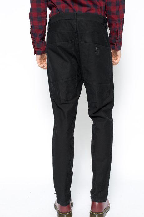 Spodnie Heritage czarne