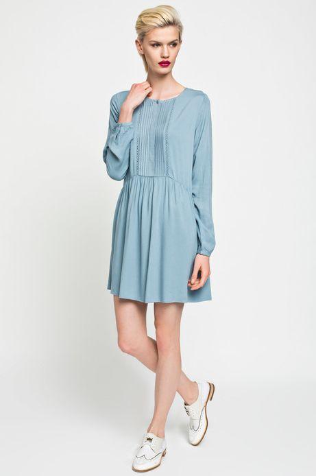 Sukienka Heritage niebieska