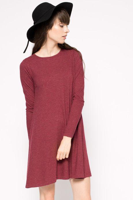 Sukienka Heritage fioletowa
