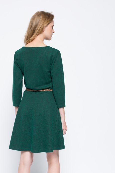 Sukienka Heritage zielona
