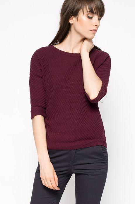 Sweter Heritage różowy