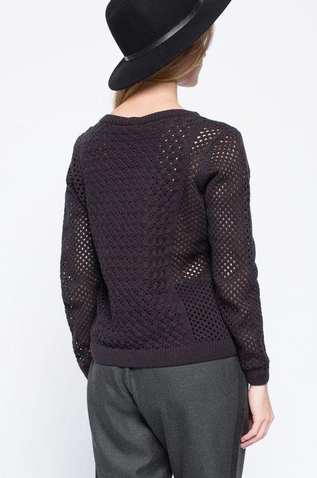Sweter Bohemian czarny