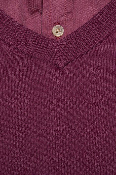 Sweter Work In Progress różowy