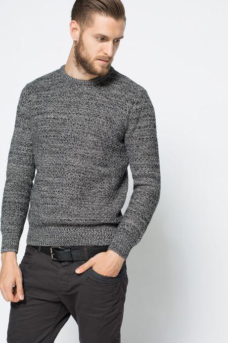 Sweter Bohemian szary