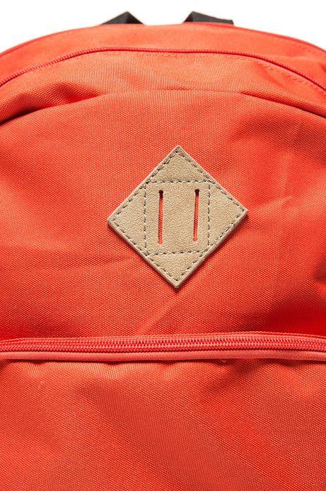 Plecak Work In Progress pomarańczowy