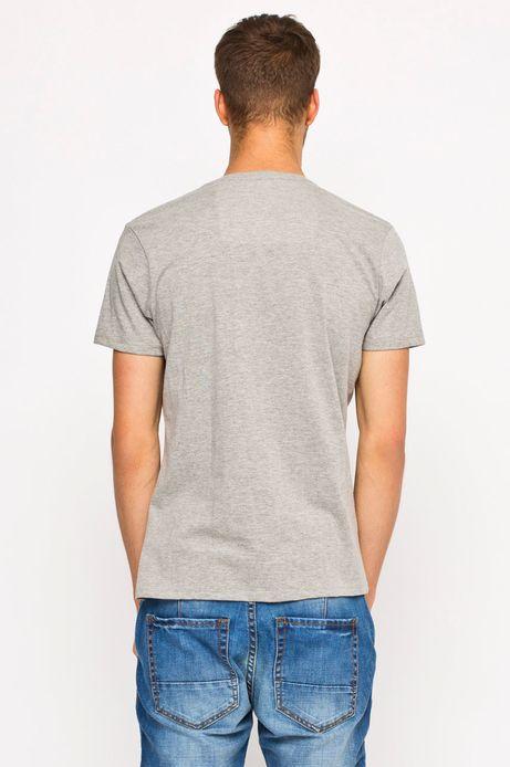 T-shirt Heritage szary
