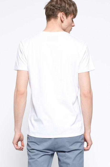 T-shirt Patryk Mogilnicki for Medicine biały