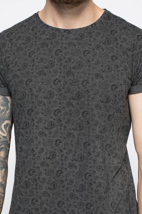 T-shirt 5Bohemian szary