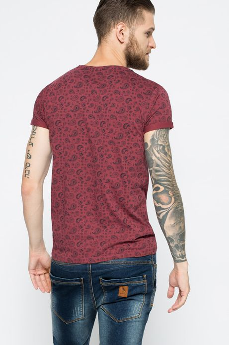 T-shirt 5Bohemian czerwony