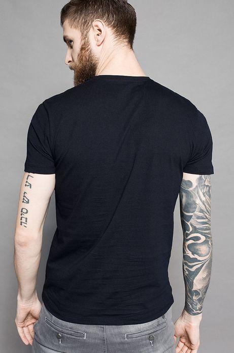 T-shirt Grafika Polska czarny