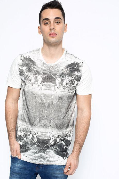 T-shirt Mythology szary