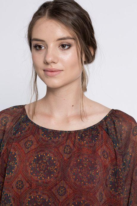 Bluzka Modern Retro różowa