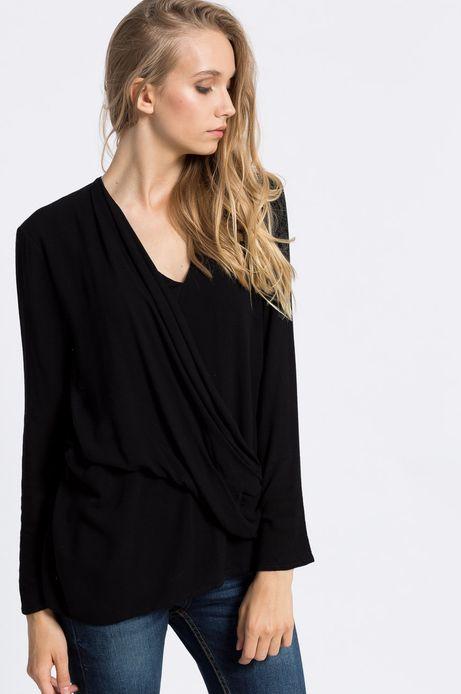Bluzka Belleville czarna