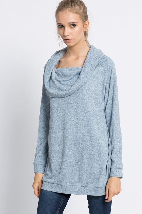 Bluza inverness niebieska