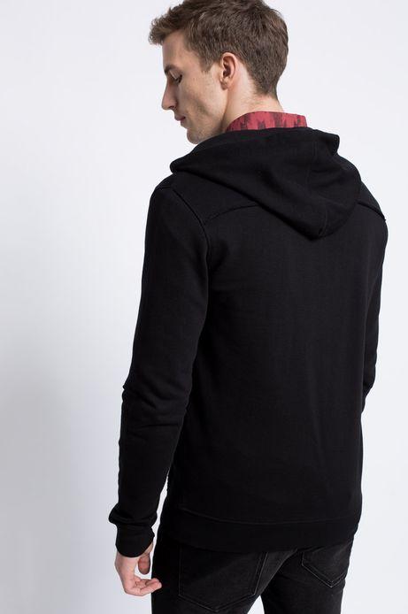 Man's Bluza Dark Side czarna
