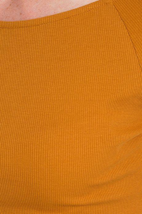 Bluzka  żółta