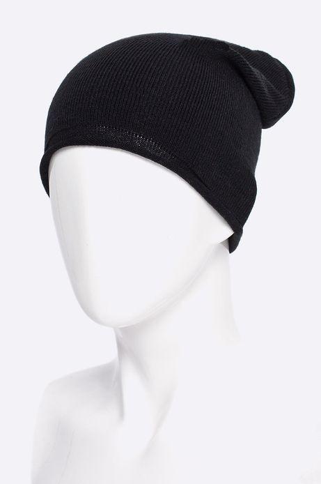Czapka Inverness czarna