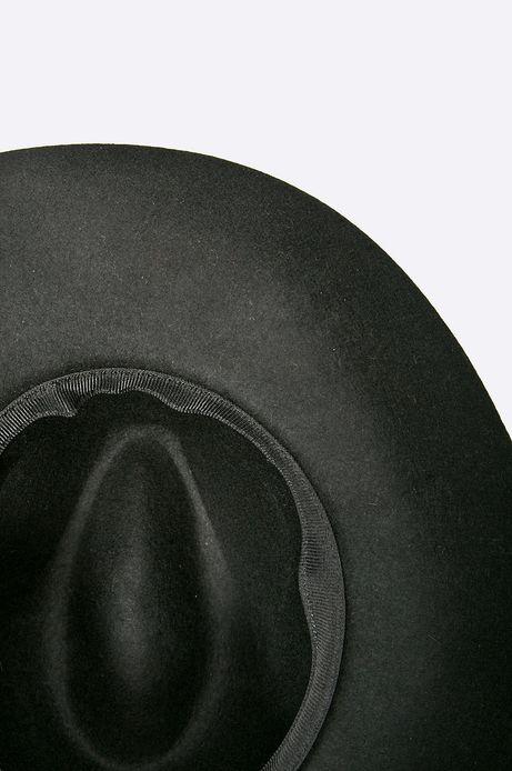 Kapelusz Belleville czarny
