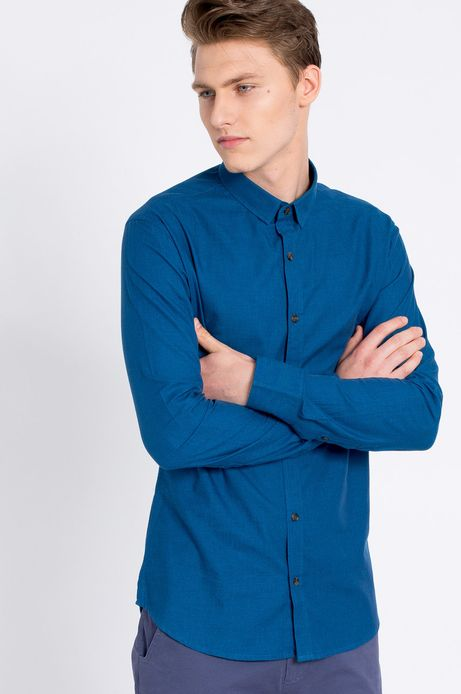 Koszula Inverness niebieska
