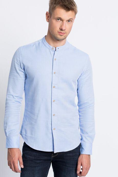 Koszula Smart Winter niebieska