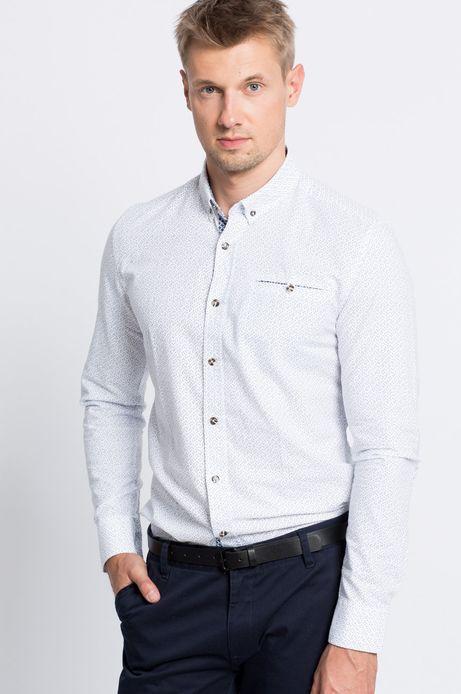 Koszula Smart Winter biała