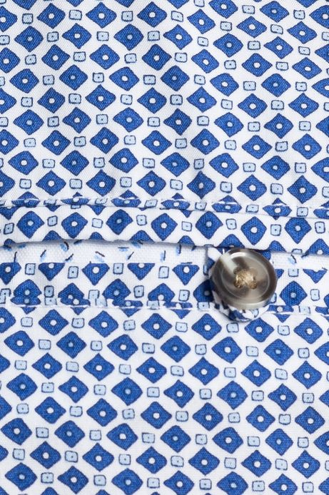 Koszula Smart Winter granatowa