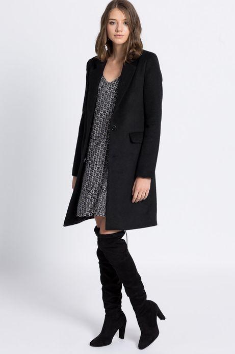 Płaszcz Inverness czarny