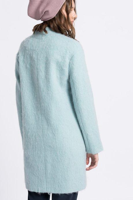 Płaszcz Inverness niebieski