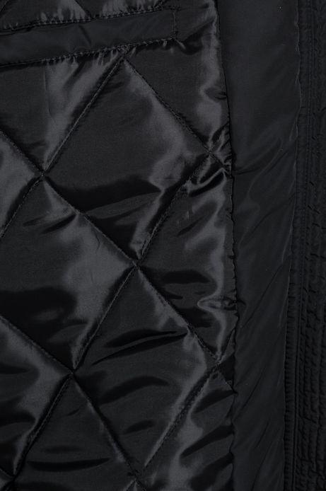 Kurtka Inverness czarna