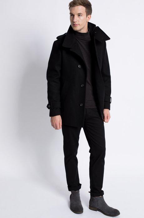 Płaszcz Dark Side czarny