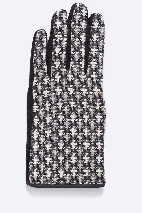 Rękawiczki Belleville szare