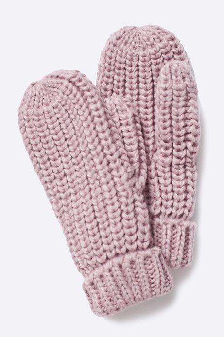 Rękawiczki Inverness różowe