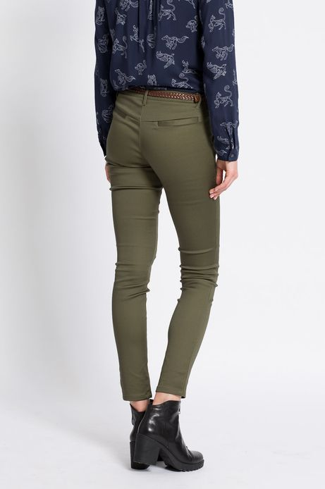Spodnie  zielone