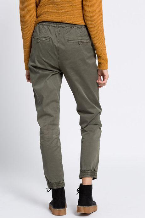Spodnie Inverness zielone