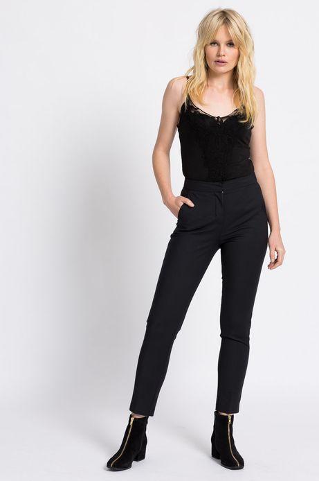 Woman's Spodnie Work In Progress czarne