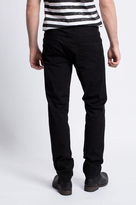 Man's Spodnie dark side czarne
