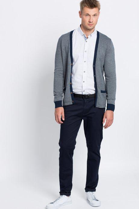 Spodnie Smart Winter granatowe