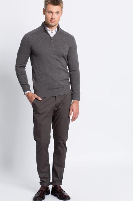 Spodnie Smart Winter szare
