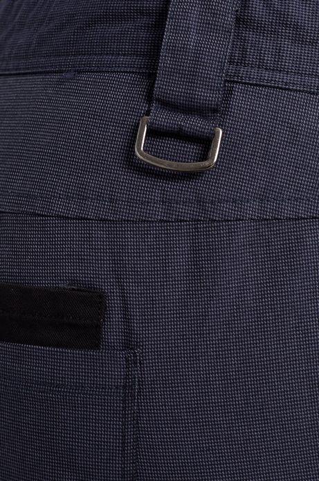 Spodnie Belleville granatowe
