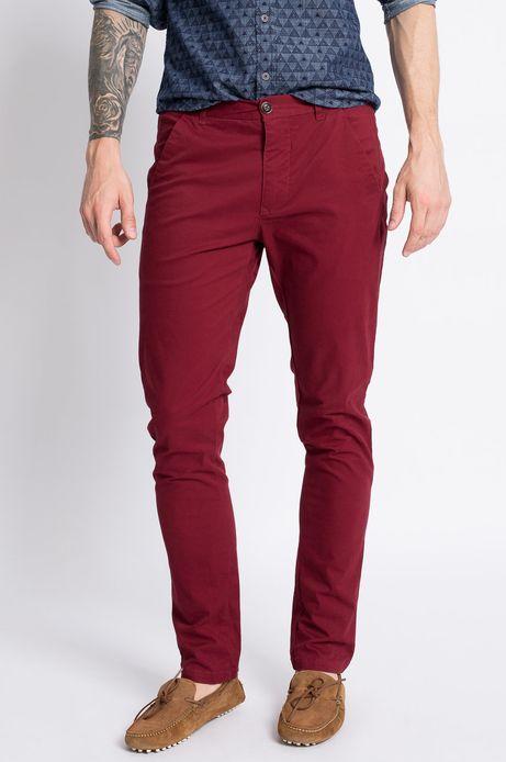 Spodnie The Great Outdoor czerwone