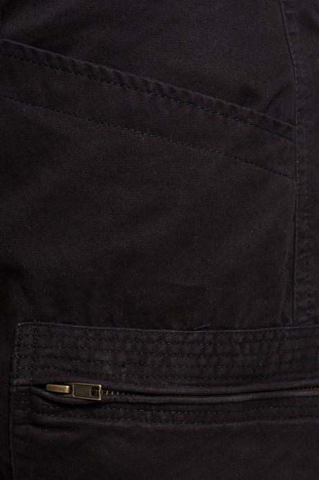 Spodnie Belleville czarne